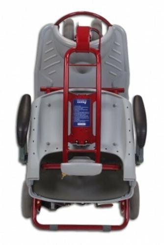 Lightweight Scooter Tzora Red