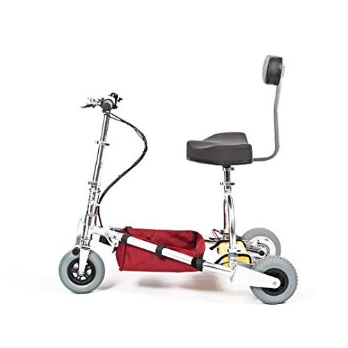 TravelScoot Lightweight 34 Ultra Portable Travel Mobility Scooter