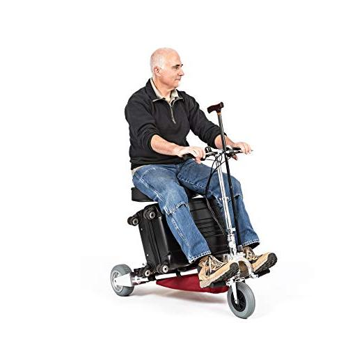 TravelScoot Lightweight Ultra Portable Electric Mobility