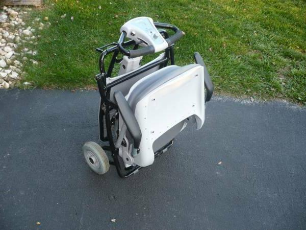 Tzora 4 Mobility Lightweight with LITHIUM