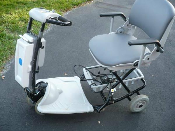 lite 4 wheel mobility scooter lightweight