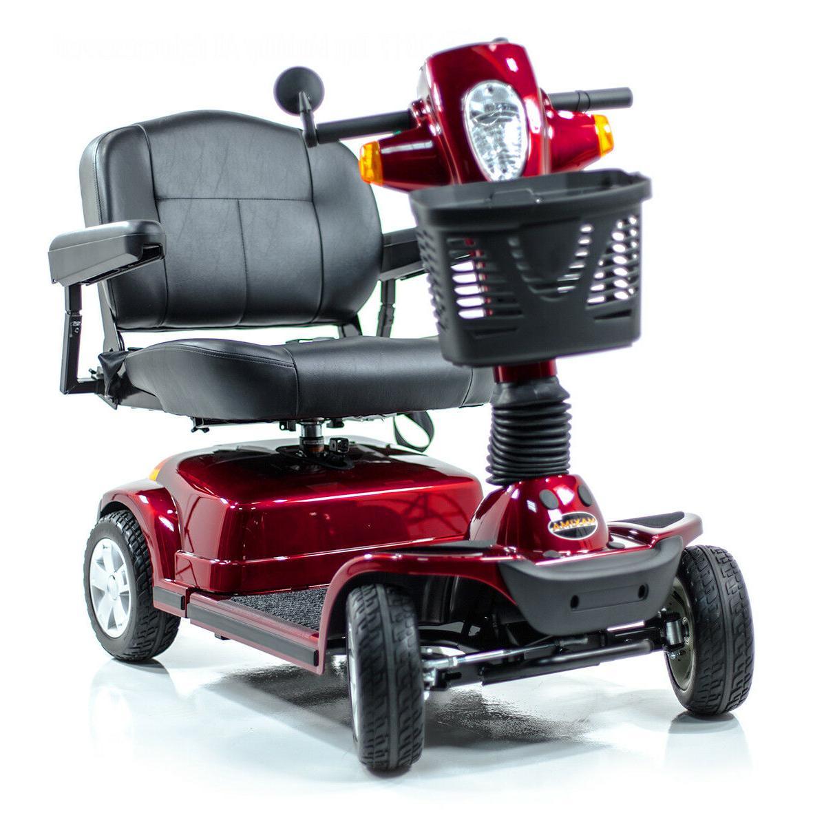 Pride MAXIMA Bariatric 500 Heavy Electric Scooter