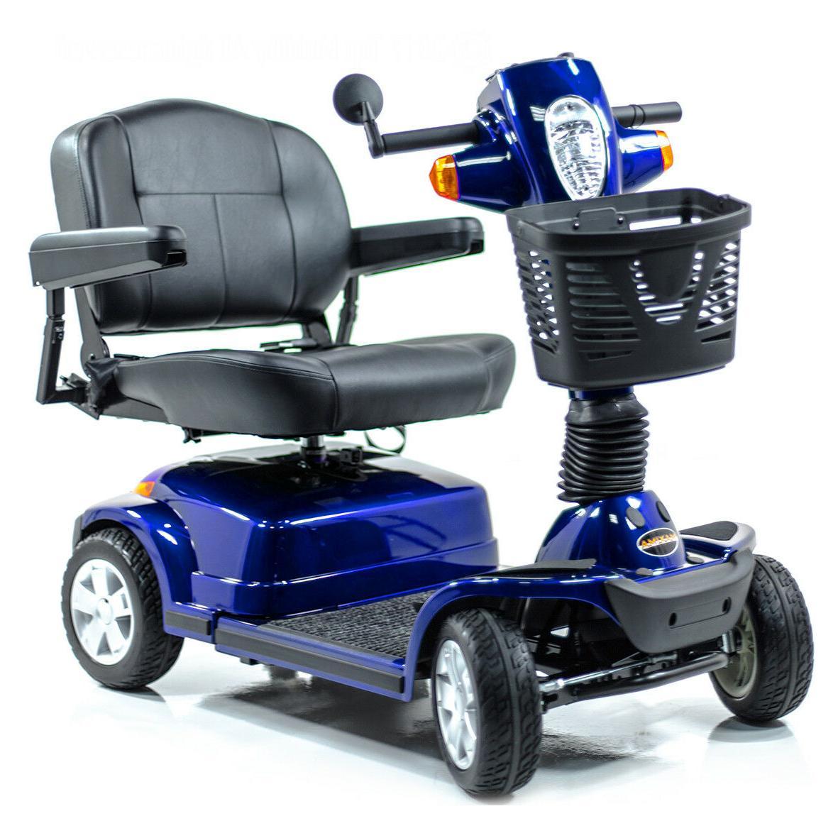 Pride Mobility MAXIMA Bariatric 500 lbs Heavy Duty Electric