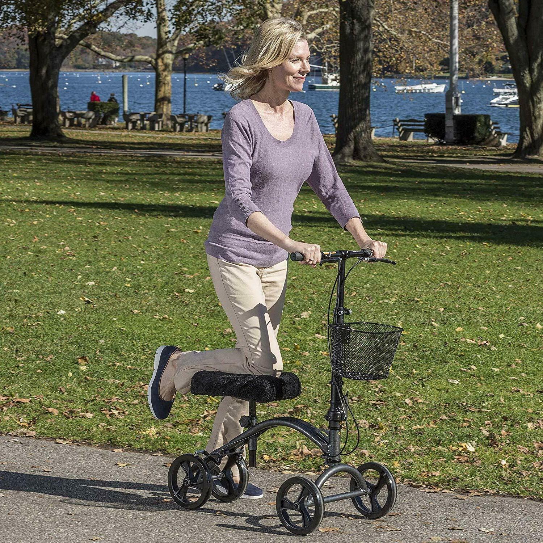 Drive Steerable Knee Walker Alternative