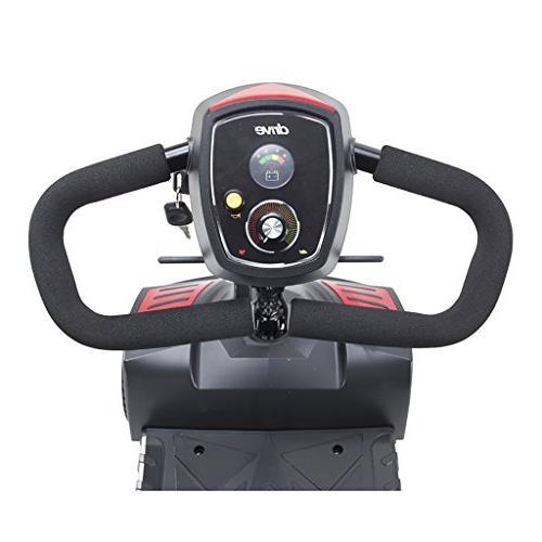 Drive 4-EXT 4 Power 15 Range Warranty