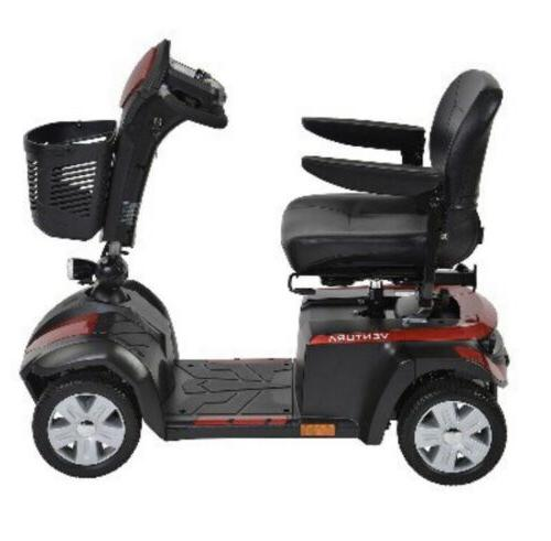 "Drive Ventura Wheel Power Electric Mobility Scooter 18"" Seat , New"