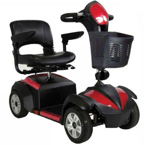 medical ventura 4 wheel power electric mobility
