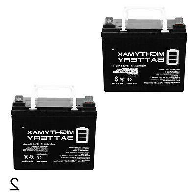 mighty max 12v 35ah sla battery