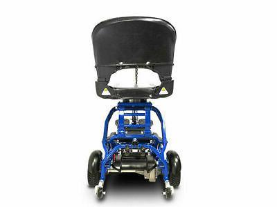 Folding Mobility Blue,