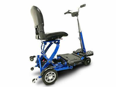 EV Rider Folding Blue,