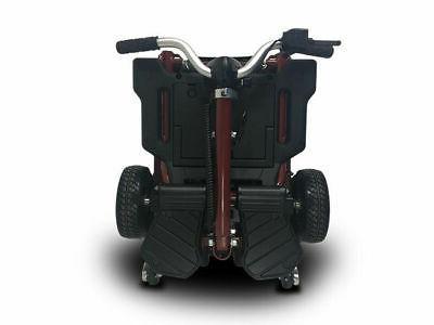 EV Rider - Folding Red, Shipping