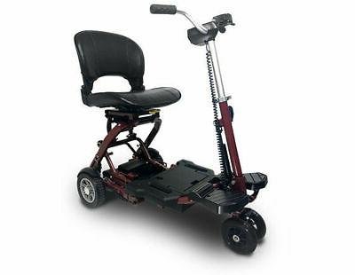 EV Folding Mobility scooter , Red, Free