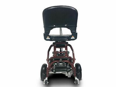 EV Rider - MiniRider Folding Mobility Red, Free