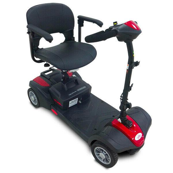 Power Mobility Travel RED