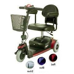 PRIDE MOBILITY SCOOTER GO-GO ELITE SCOOTER 3 WHEEL W/CHARGER