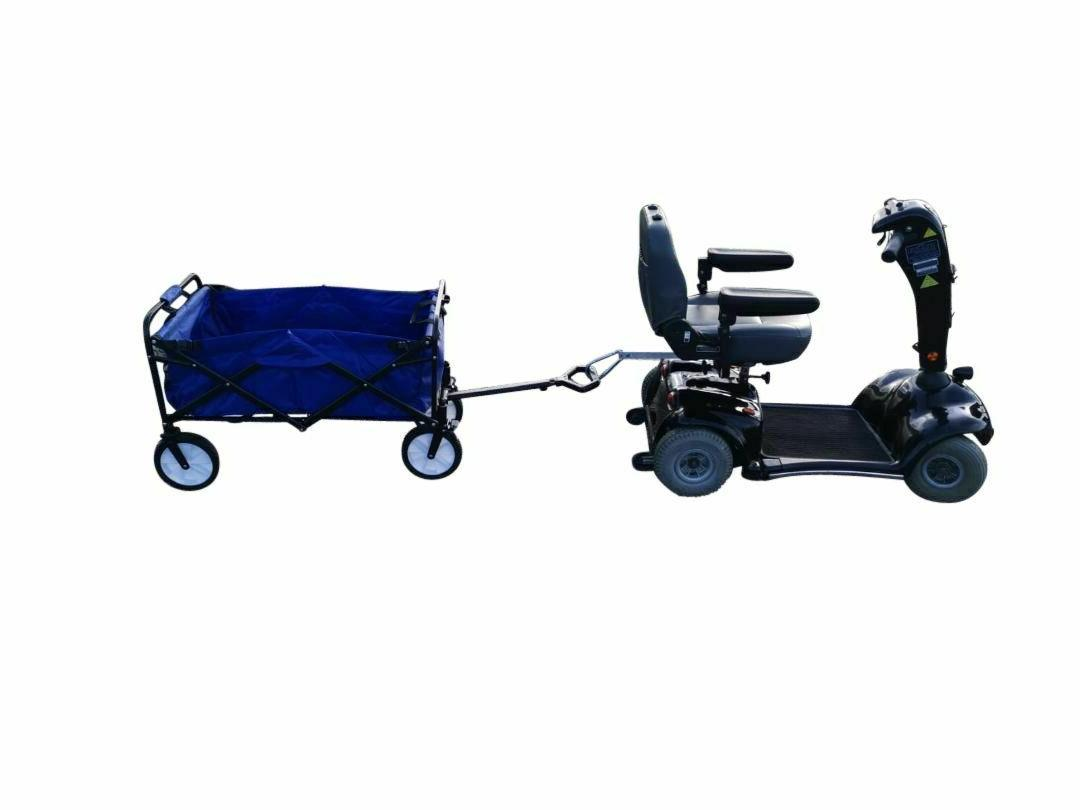 mobility scooter trailer tow bar hitch