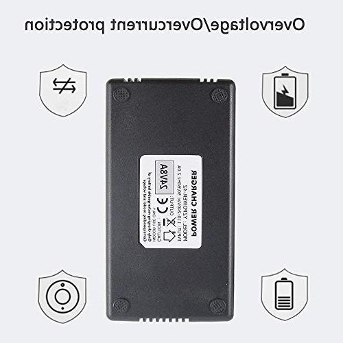 Abakoo Amp Battery Charger 7A XLR Connector AGM, Gel,24BC8000T-1,4C24080, BATC8, Medical, Brand Sunrise Medical, CH5404