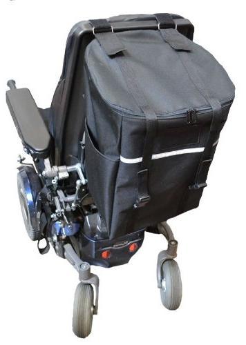 Monster Scooter Seatback B1113
