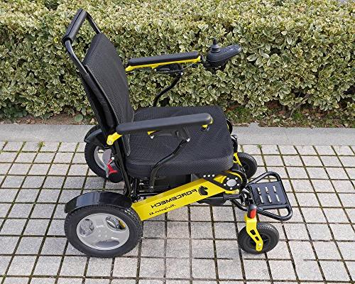 Forcemech XL - Premium Wheelchair