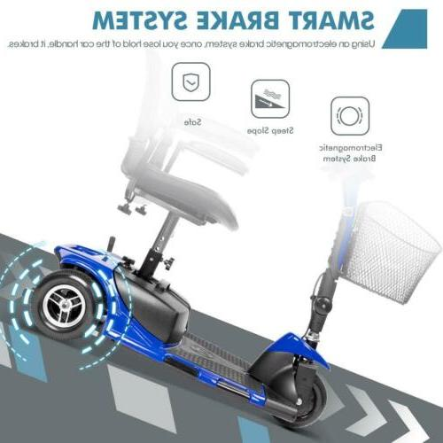 NEW Scooter Electric Powered Mobile -