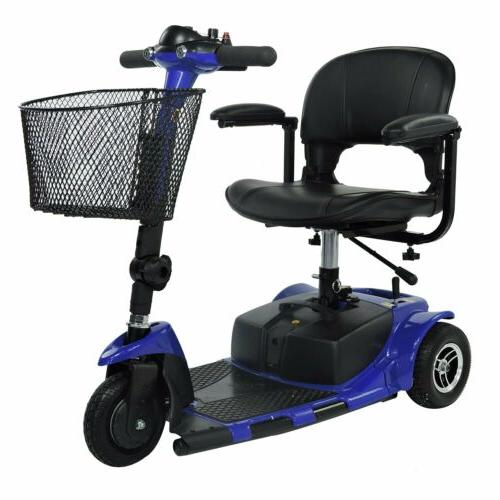 3 wheels electric for adults power mobility