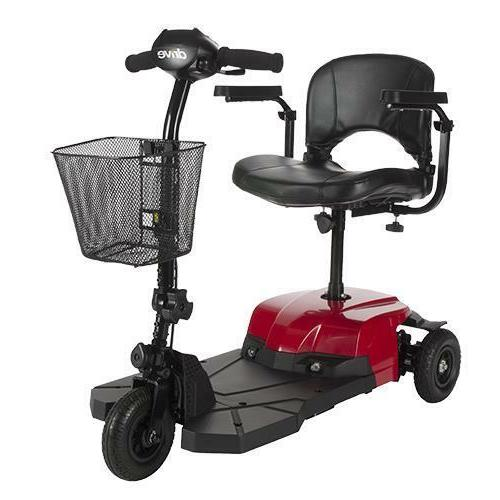 new drive bobcatx3 3 wheel mobility scooter