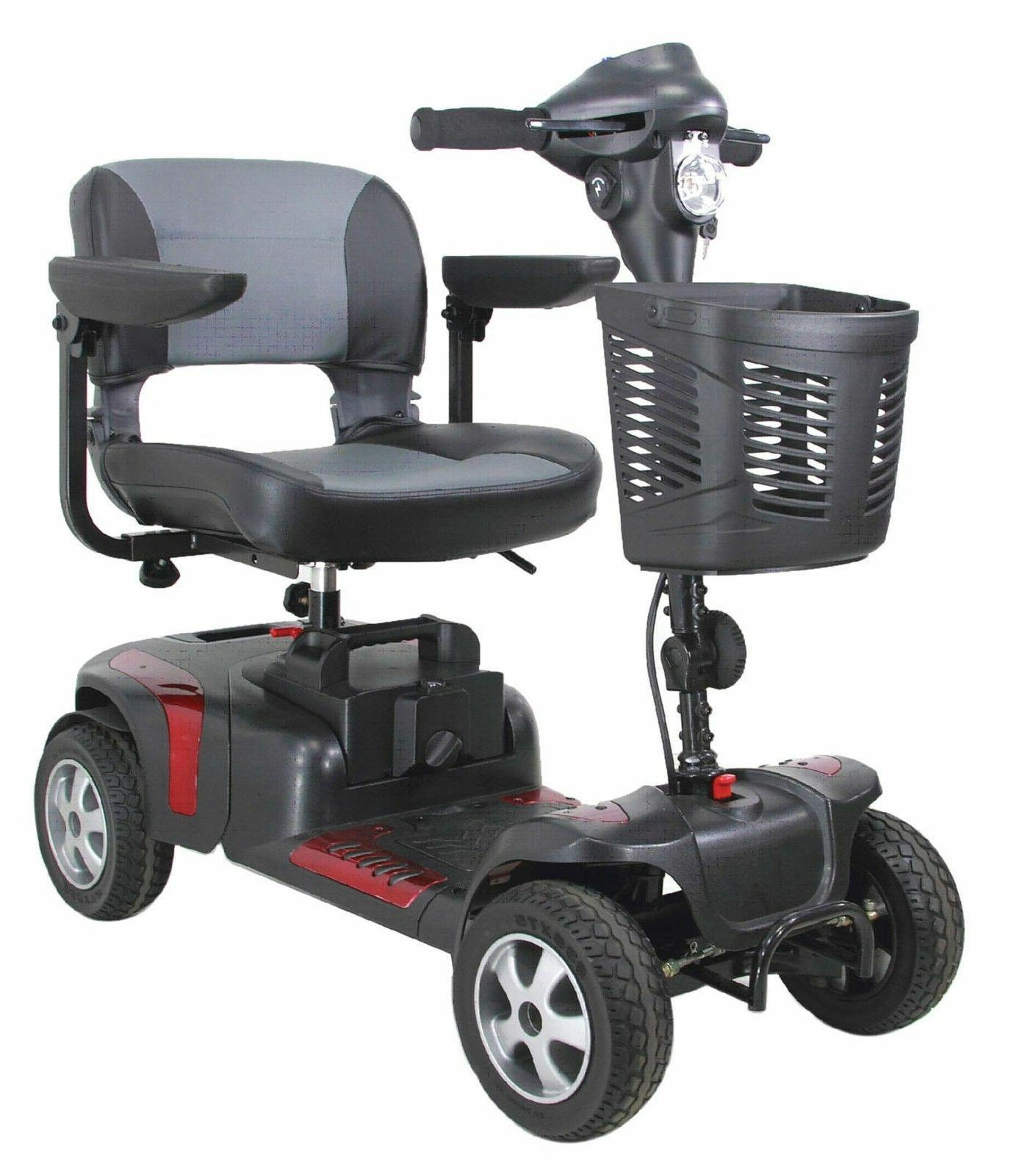 NEW 4 Compact Scooter