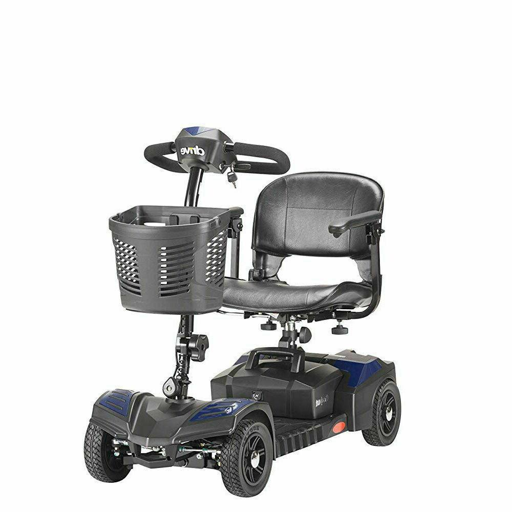 NEW Electric Portable Medical Mobility Scooter 4 WITH LARGE