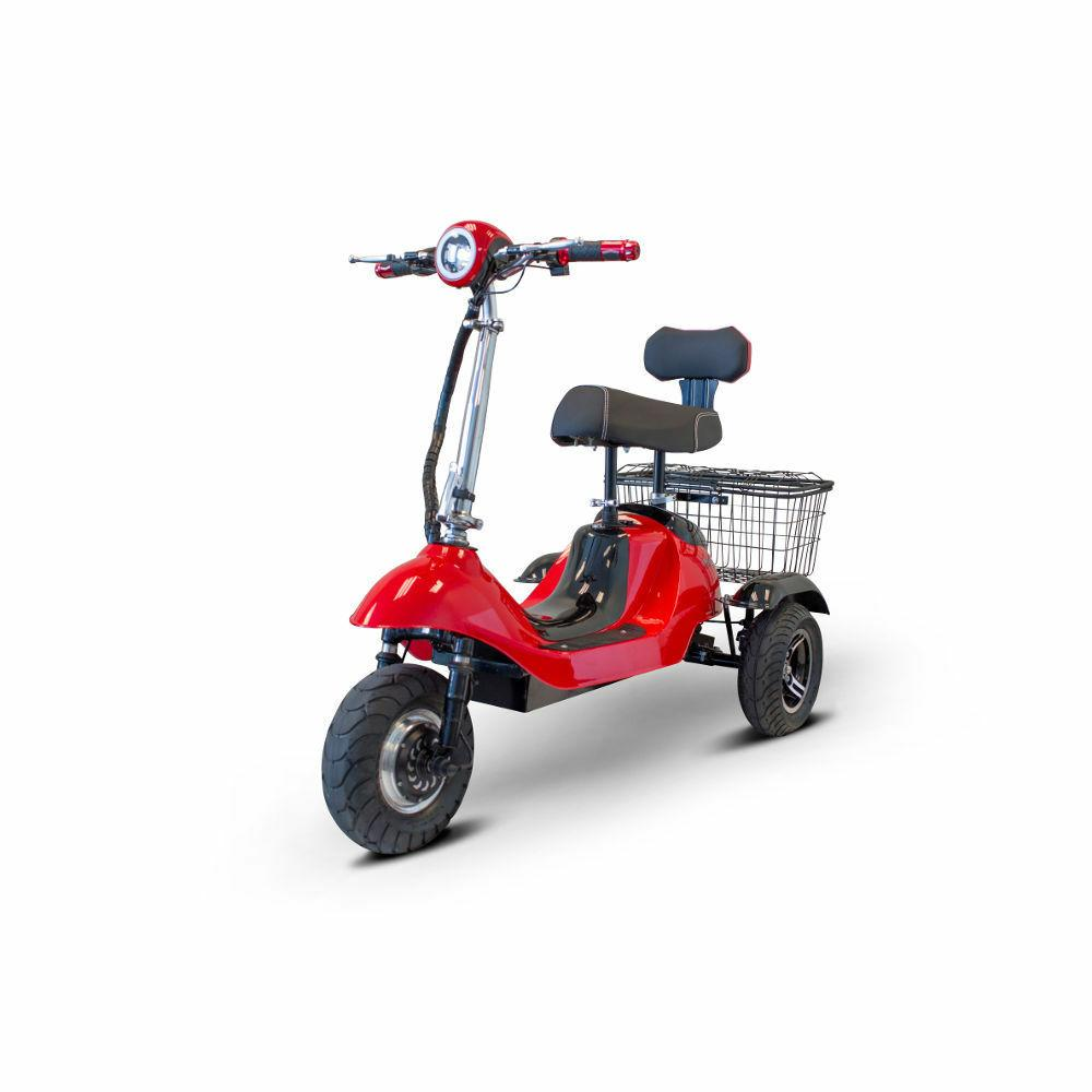 NEW EWheels Mobility Scooter - Goes up 15 - Red