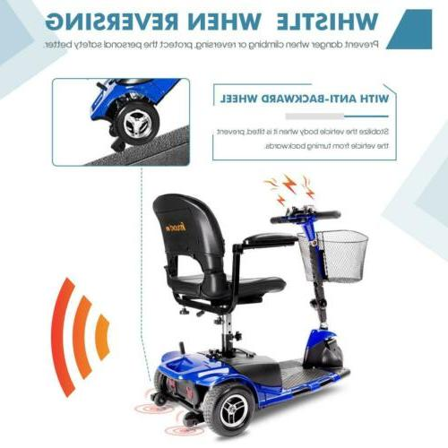 NEW 3-Wheel Mobility Electric Powered - Folding