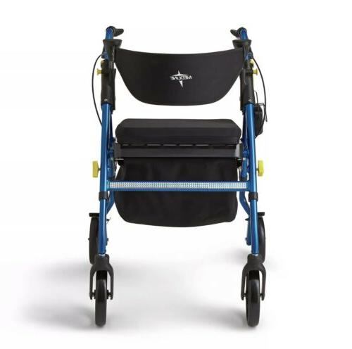 """NEW Empower Folding with 8"""" Blue"""