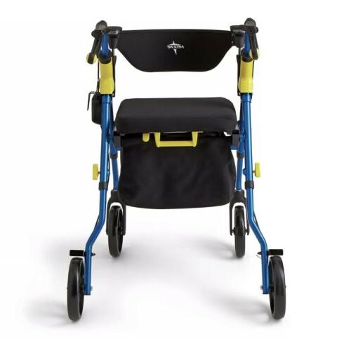 NEW Folding Mobility Rollator with