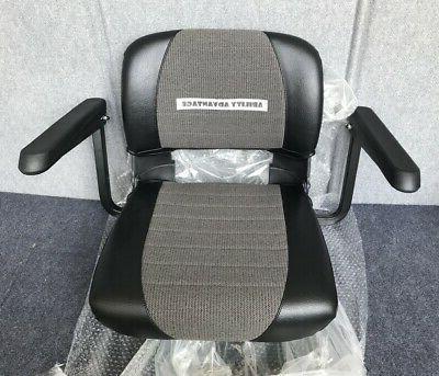 "NEW: PRIDE SCOOTER SEAT, 16"" Fits Go, Revo,"
