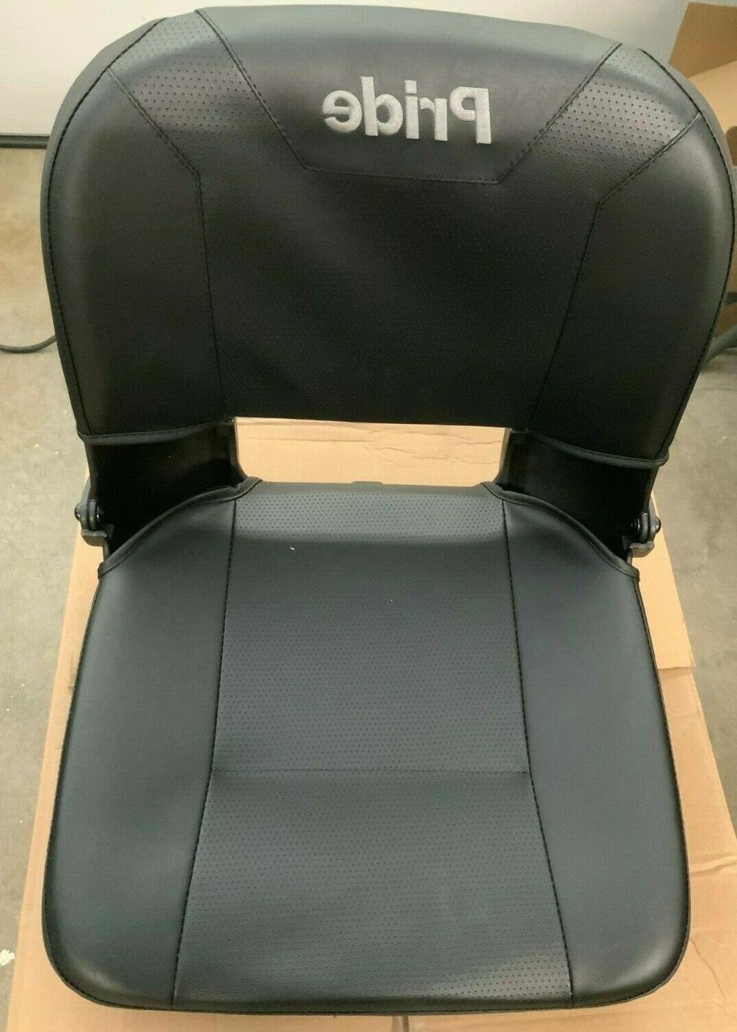 new pride mobility scooter seat part number