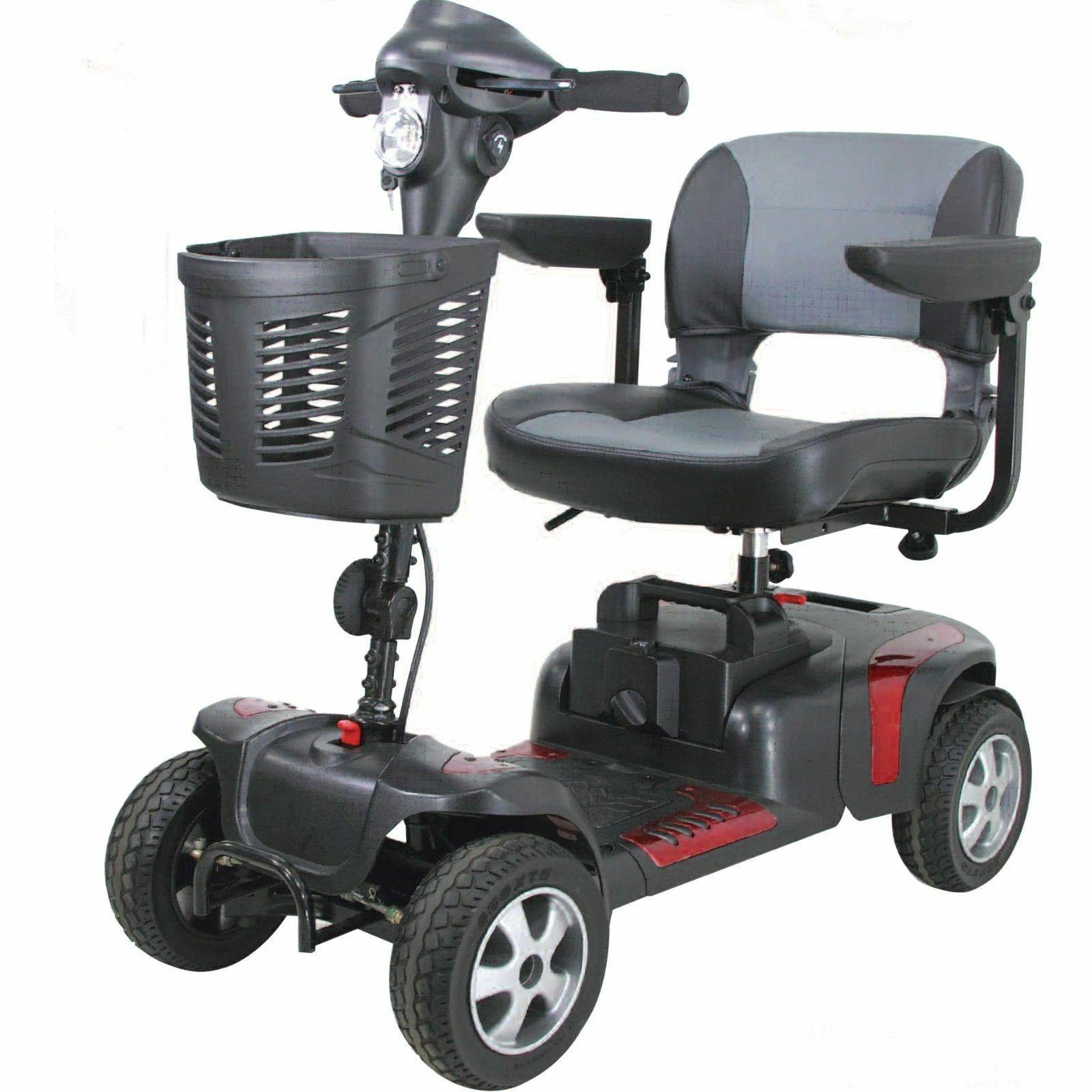 new scooter 20 wide seat 4 wheel