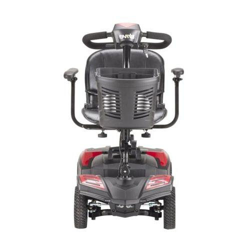 NEW! SFSCOUT4 Scout SpitFire Compact Wheel Travel Scooter