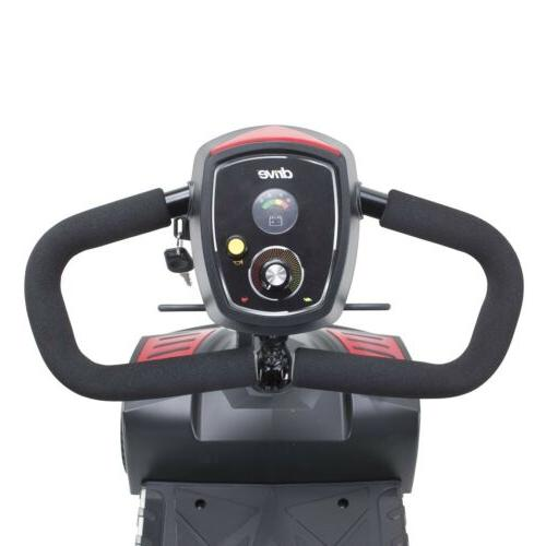 NEW! Scout Wheel Travel Power Scooter
