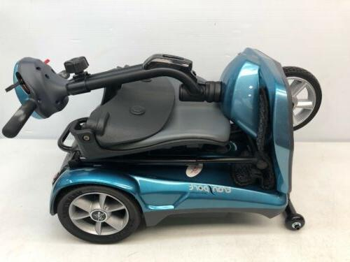 New Rider Sea AF Folding Scooter