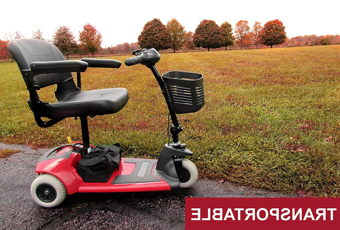 NEW Pro 3-Wheel Scooter by