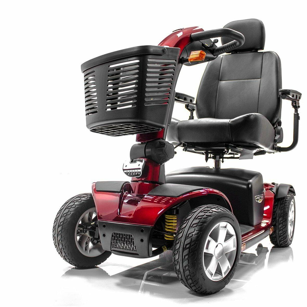 new victory sport 4 wheel power mobility