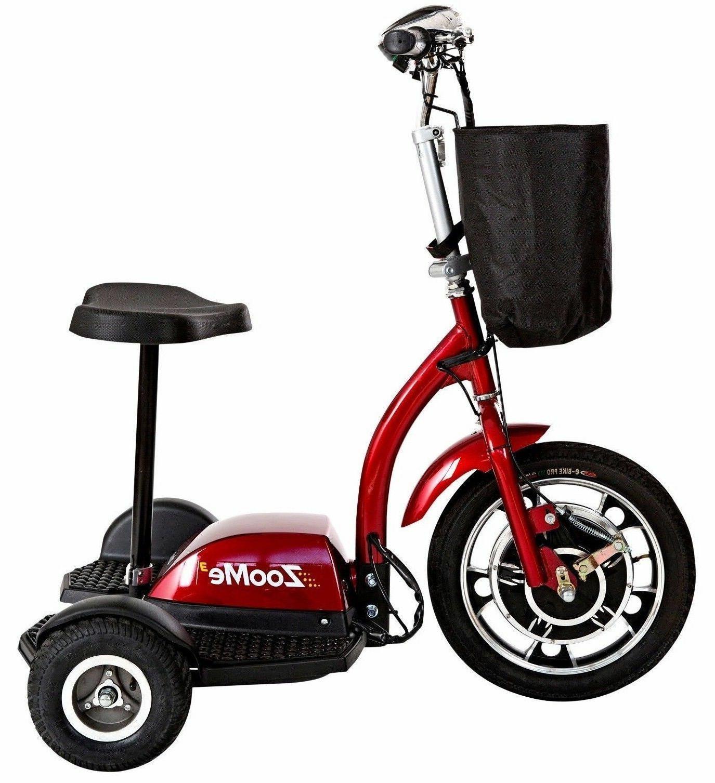 new zoome 3 three wheel recreational power