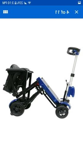 NEW Drive Medical Auto Folding Electric