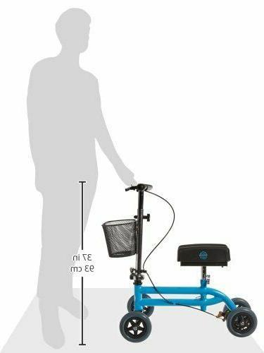 Open Crutch Knee Rover