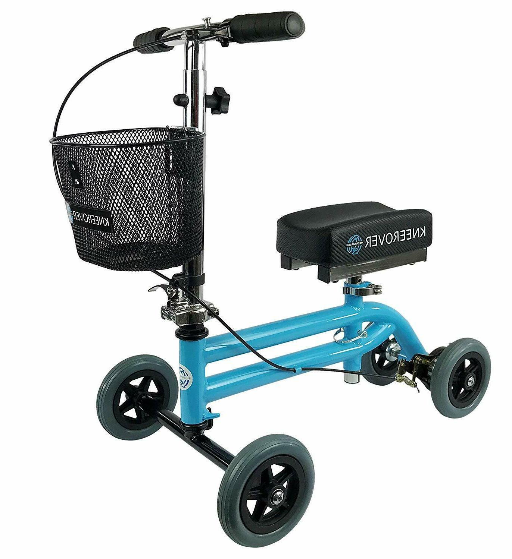 open box kids knee walker scooter pediatric