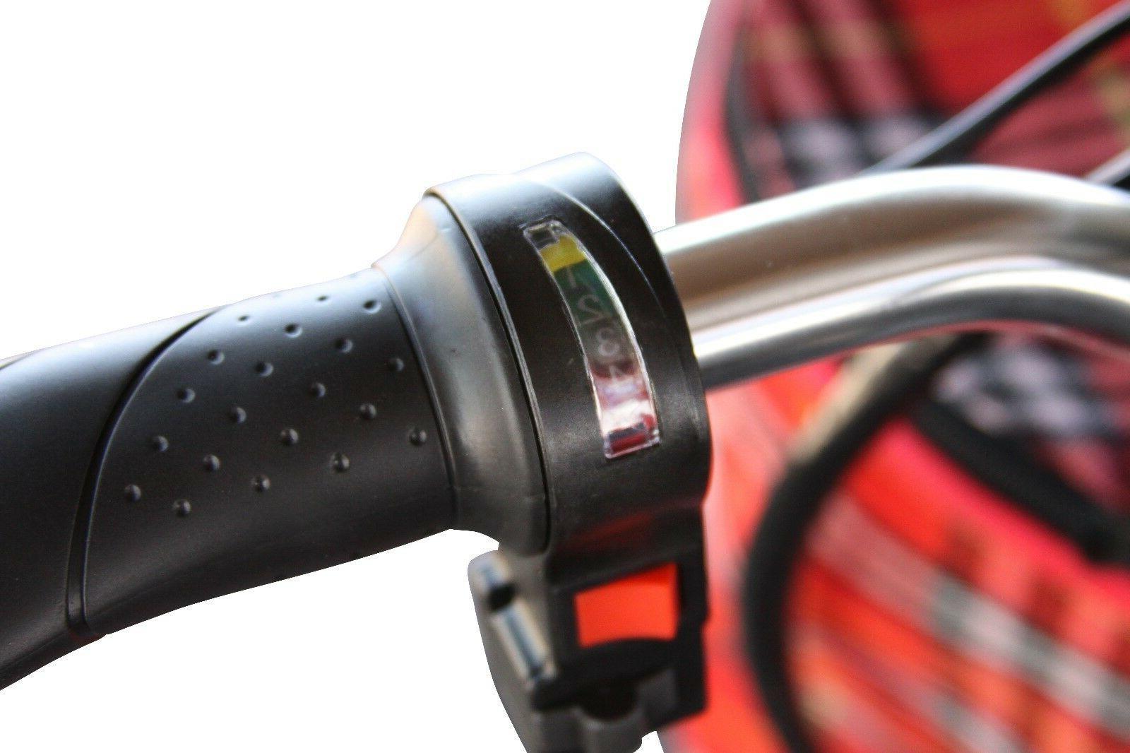 eWheels 3 Wheel Mobility Sit 15mph