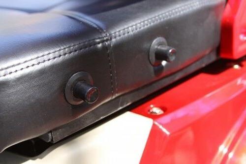 ORANGE eWheels Mobility Canopy & lb, 4 Wheels, EW-54