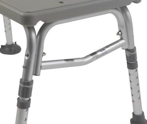 Drive Transfer Adjustable Backrest, Gray