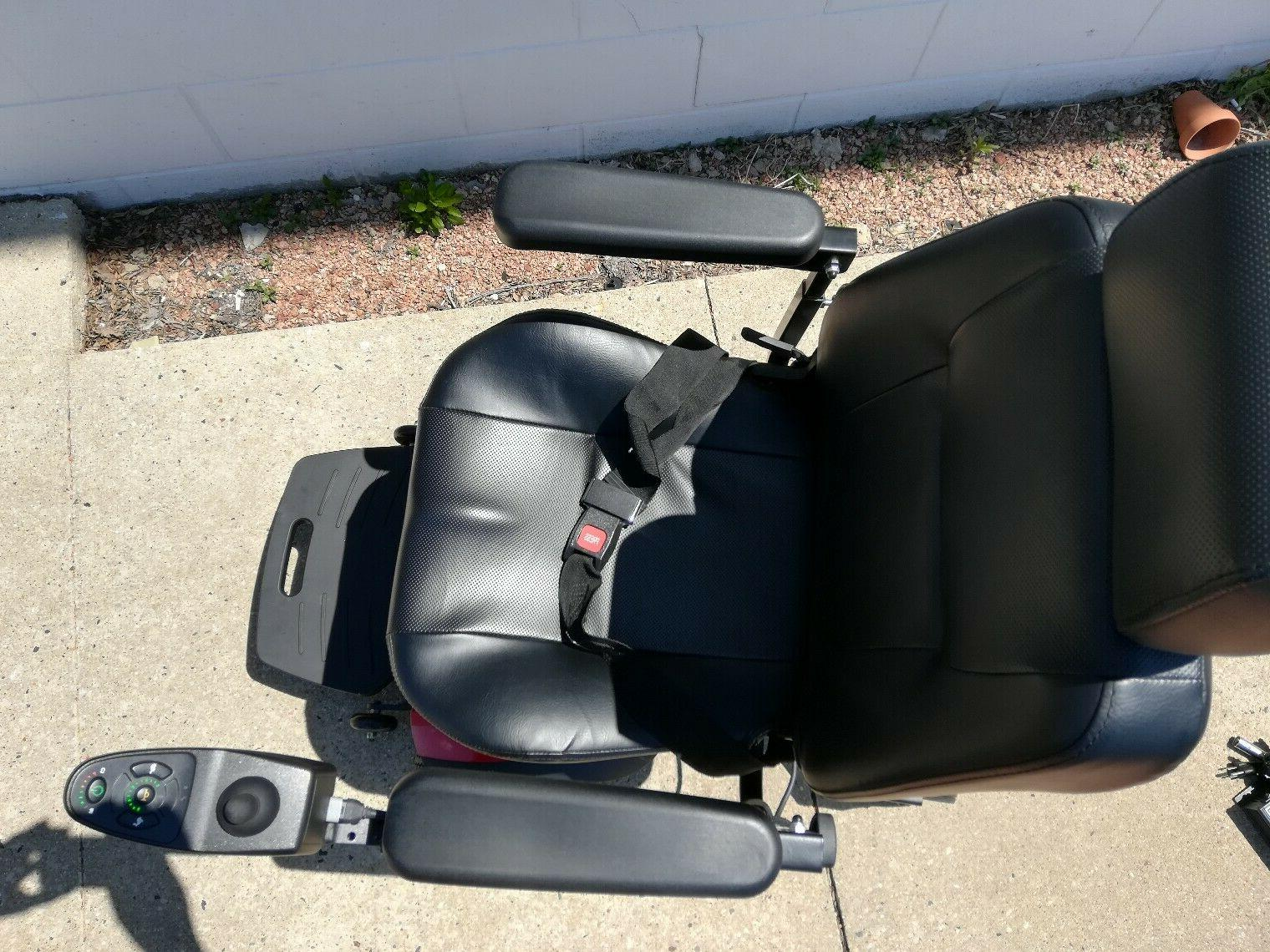 Portable Power Wheelchair Chair Scooter Drive Medical