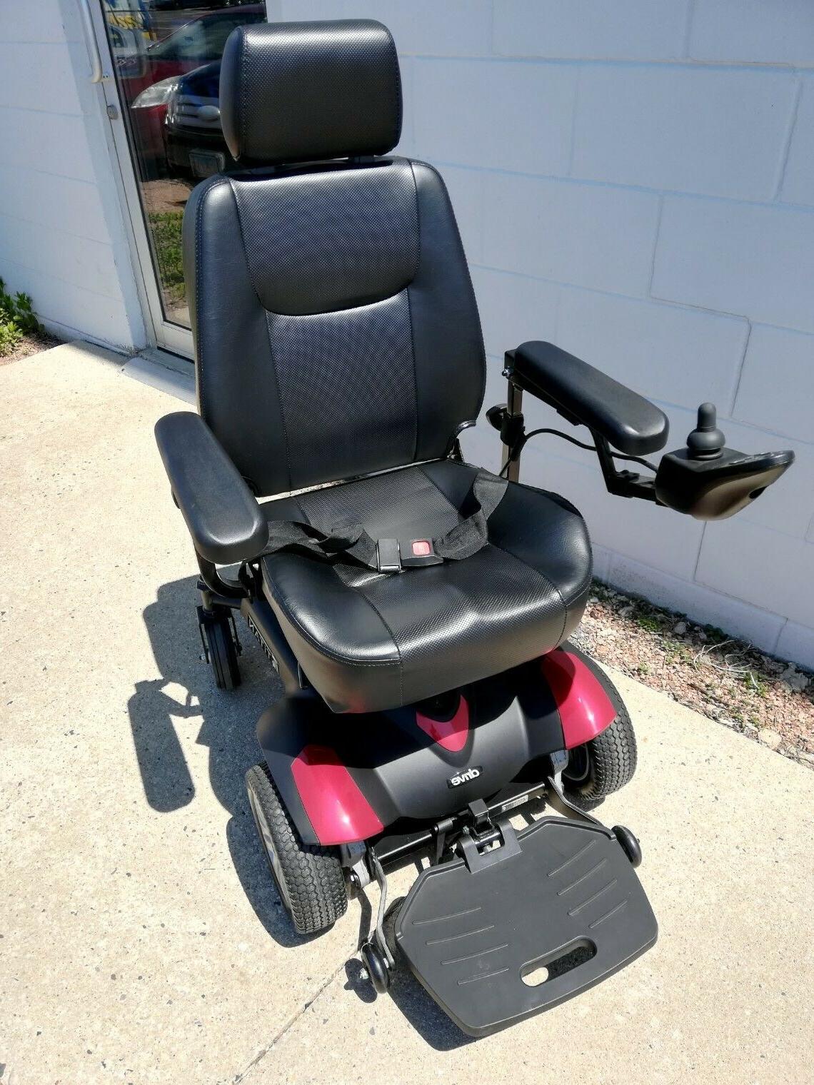 Portable Wheelchair Medical Titan
