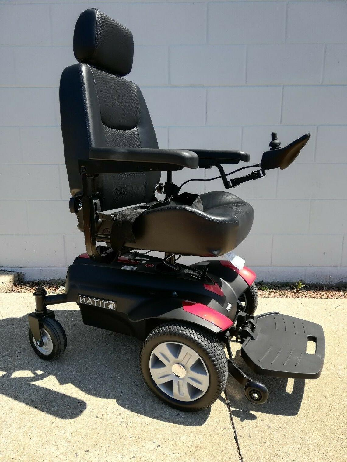 portable power wheelchair wheel chair mobility scooter